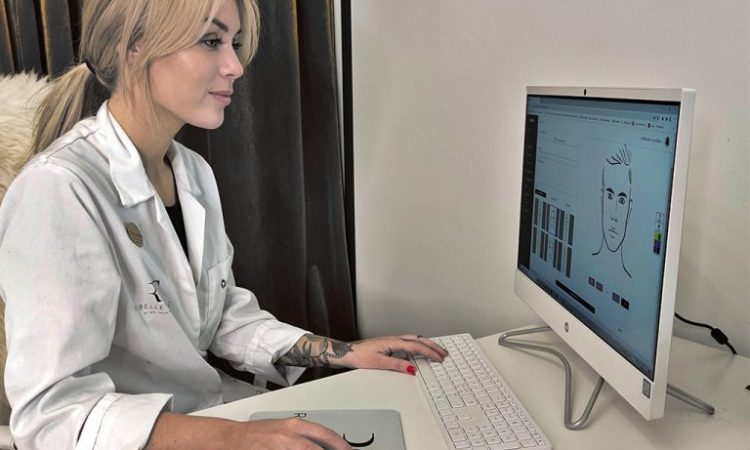 What to include in your patient record as an aesthetician?